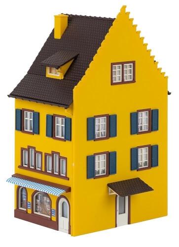Faller 130709 H0 Reihenendhaus Kleinstadt