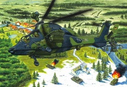 Hobby Boss 87214 1/72 Eurocopter EC-665 Tiger