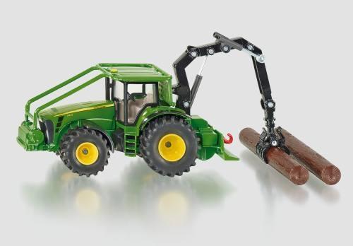 Siku 1974 Forsttraktor John Deere